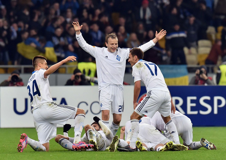 Ukranian Football Fans Arrested at Iceland- Ukraine Match Last Night